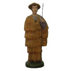 Pastor com coroça (caroceiro)