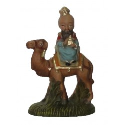 Rei Baltasar a camelo