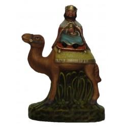 Rei Baltazar a camelo