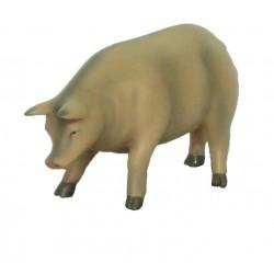 Porco em pé sem base