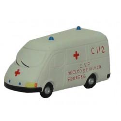 Ambulância da Cruz Vermelha