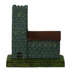 Castelo com uma torre