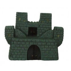 Castelo com duas tores