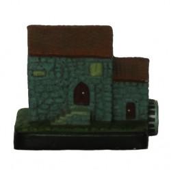 Casa em pedra com azenha